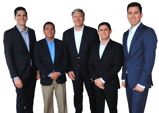The team at Mares Mortgage