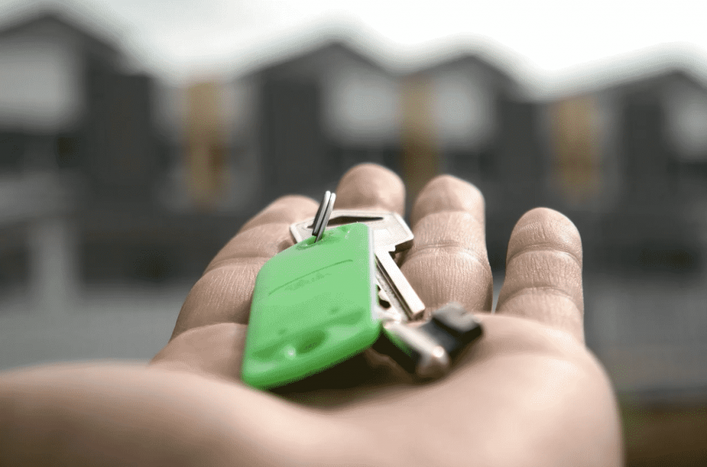 keys to a first home