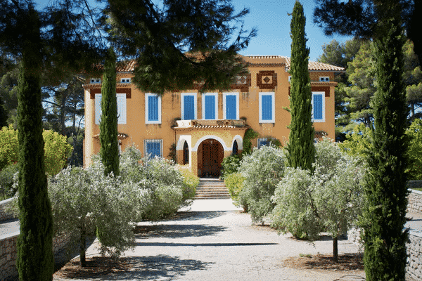 new spanish style home